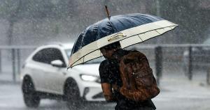 Aviso foi emitido pelo Instituto Nacional de Meteorologia e é válido para 34 municípios capixabas