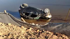 Segundo relato da polícia, não foi possível identificar o suposto motorista do veículo e demais passageiros, pois não havia testemunhas do acidente no local