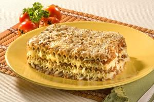 Comemore o Dia Nacional do Imigrante Italiano, 21 de fevereiro, unindo dois ícones da cozinha da mamma em um só prato, farto e saboroso