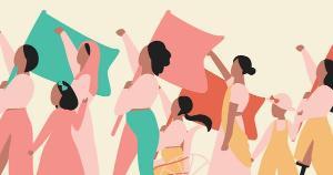 As protagonistas dessa luta são as mulheres, entretanto, a ocasião é oportuna para nós, homens, sobretudo para reconhecer e abrir mão dos nossos privilégios, corrigir velhos preconceitos, falar menos e ouvir mais