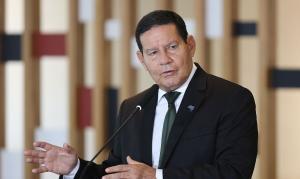 O vice-presidente minimizou a repercussão do montante de mais de R$ 1,8 bilhão com gastos alimentícios do governo federal, dos quais R$ 15 milhões com leite condensado