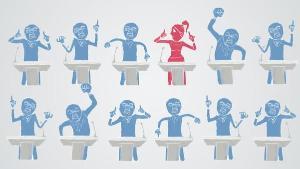 No Espírito Santo, os indicadores são alarmantes. Apesar de representarem 52% do eleitorado, as mulheres não conseguiram superar 5% do número final de eleitos