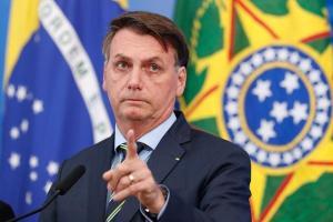 O grupo diz que o mandatário brasileiro 'venceu por pouco' o chefe da Casa Branca, Donald Trump, e o líder da Turquia, Recep Erdogan