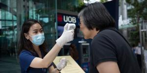 Handshake or Elbow Bump? With Coronavirus, It's Not Business as Usual
