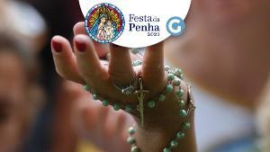 Os fiéis podem acompanhar a missa pelo site A Gazeta e também no Facebook