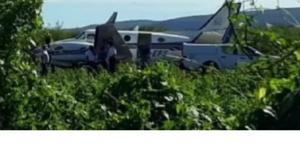 Os ocupantes da aeronave de pequeno porte não ficaram feridos e carga transportada não foi danificada; acidente aconteceu na cidade de Ibotirama, no interior da Bahia