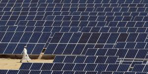 Solar Power Is Beginning to Eclipse Fossil Fuels