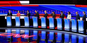 Democratic Debates: What the Presidential Candidates Are (and Aren't) Saying