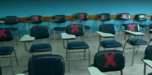 O índice de abstenção no Estado subiu na segunda fase do exame e atingiu 57,7%. No primeiro dia de prova, 52,5% dos inscritos faltaram