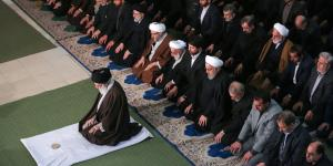 Iran's Leadership Works to Heal Rifts Opened Amid Protests, U.S. Pressure