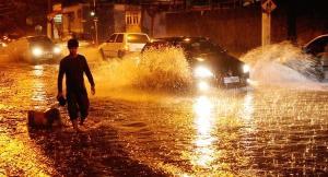 Os dados foram divulgados pelo Climatempo nesta quarta-feira (13). A Capital registrou 209,0 mm nos primeiros 12 dias de outubro