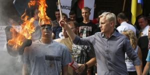 Ukrainian Corruption Showdown Sets Stage for Impeachment Inquiry