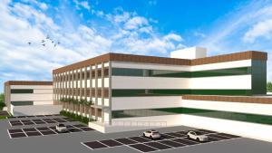 No local, haverá Pronto Atendimento Adulto e Pediátrico, Unidade de Oncologia, posto de coleta laboratorial e uma Unidade Básica de Diagnóstico