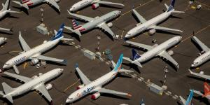 Boeing Finds Fuel-Tank Debris In Two-Thirds of Undelivered 737 MAX Jets Inspected so Far