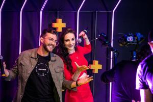 Vídeo foi gravado em Vitória. Dupla deve lançar segundo single no próximo mês