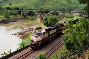 Obra de trecho até Anchieta será feita como parte da contrapartida pela renovação antecipada da concessão da Estrada de Ferro Vitória a Minas. Objetivo é que ramal seja o primeiro da EF-118, que vai ligar Vitória ao Rio de Janeiro