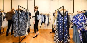 Rent the Runway Is Growing Fast, and Struggling to Keep Up