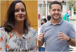 Juíza considerou que Tayana Dantas, que elaborou o plano de governo do candidato a prefeito de Vitória pelo Cidadania, foi responsável por publicação no Instagram. E Gandini era o administrador de um grupo de WhatsApp