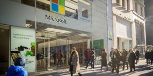 Microsoft Posts Record Sales as Cloud Business Continues to Grow