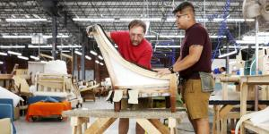 The U.S. Furniture Industry Is Back—but There Aren't Enough Workers