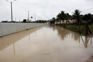 Em seguida, Santa Teresa registrou 57,43 milímetros e a Serra, no terceiro lugar no ranking da chuva, acumulou 54,97 milímetros; as informações foram divulgadas pelo Cemaden
