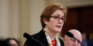Five Moments That Mattered in Marie Yovanovitch's Impeachment Testimony