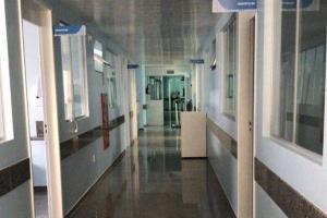 A partir deste sábado (23), o Hospital do Aquidaban passa a ter mais 10 leitos de UTI e 20 de enfermaria para tratamento da doença