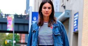 A consultora de moda Fernanda Trindade é fã da combinação da peça com outras mais divertidas e cheias de cor. Ela ensina como usar a jaqueta jeans em vários looks