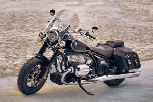 O essencial da motocicleta original está representado: tecnologia purista e sem frescuras e o motor boxer como epicentro do prazer de dirigir