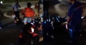 A ocorrência foi registrada pela Polícia Rodoviária Federal por volta das 19h, em frente à estação Pedro Nolasco, em Jardim América