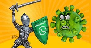 Munícipios capixabas estão se conectando por grupos de WhatsApp e Telegram para discutir ações de combate ao novo coronavírus e para empréstimo de medicamentos e outros insumos
