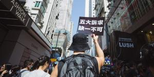'You Don't Have to Face It Alone.' Hong Kong Protests Propelled by Hidden Support Network