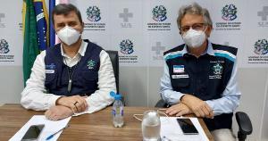 Nésio Fernandes faz nova transmissão on-line sobre a pandemia na manhã desta sexta-feira (30); acompanhe