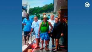 Identificação é necessária após dois corpos terem sido encontrados nesta quinta (05). Buscas continuam na costa do Rio de Janeiro