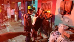 Armas de fogo, munição, maconha e crack foram apreendidos na ação. Em todas as diligências, que começaram na última segunda-feira (22), estiveram presentes cerca de 50 policiais militares e civis