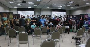 Comunidades estreantes da E-Taça EDP das Comunidades 2021 conheceram as normas do videogame na última quinta-feira (14), em congresso realizado na Rede Gazeta