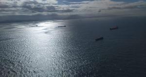 Helicóptero do Notaer auxiliou a Capitania dos Portos nas buscas pela embarcação Pretel, que desapareceu em Vila Velha