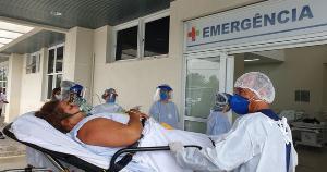 Ao todo, 36 pacientes do Amazonas e 33 de Rondônia foram recebidos em solo capixaba para tratarem a Covid-19 desde 21 de janeiro deste ano