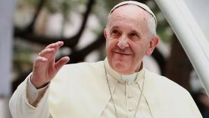 O apoio do papa apareceu no metade do filme, que investiga as questões que mais preocupam Francisco, como meio ambiente, pobreza, migração e desigualdade
