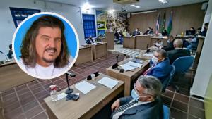 Daniel da Açaí, que está afastado do cargo por decisão da Justiça Federal, enfrentará processo que vai avaliar a saída do prefeito de forma definitiva. Dos dez vereadores, dois votaram contra