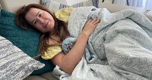 Vacinada, a influenciadora pediu para que os seguidores se previnam contra a doença