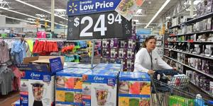 Walmart Extends Quarterly Sales Growth Streak