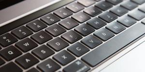 Apple Dumps the Butterfly Keyboard on New MacBook Pro