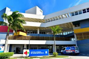 João Galdino da Silva tem necessidades especiais e estava internado na UTI do Hospital Jayme Santos Neves, na Serra, desde 13 de janeiro. A irmã dele informou que notícia da transferência para hospital de venda Nova pegou a família de surpresa