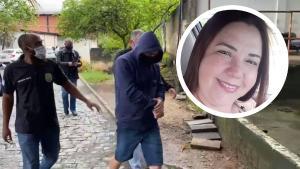 Prisão de Alexandre Vaz Nunes foi mantida em audiência de custódia nesta sexta (22). Ele é suspeito de ter matado e enterrado o corpo da vendedora Roseli Valiati Farias