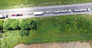 Pelo menos seis cidades do Norte do Estado correm o risco de serem excluídas da duplicação da rodovia, segundo proposta da Agência Nacional de Transportes Terrestres