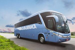 A Viação Águia Branca é a primeira empresa do segmento de transportes a oferecer aos passageiros a possibilidade de pagamento das passagens por meio do sistema PIX e pelo PicPay