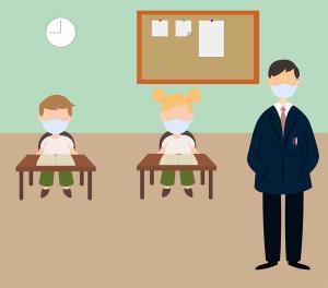 As crianças devem se comportar na escolha, cuidando umas das outras. Quando aprende isso em casa, o trabalho da escola é só reforçar que todos seguimos às mesmas regras