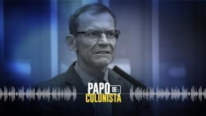 O convidado do Papo de Colunista desta semana é o senador Fabiano Contarato (Rede), um dos nomes de destaque na CPI da Covid-19