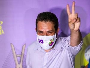Ala do partido, amplia a crise interna na legenda, que resiste a aliança com PT lançará pré-candidatura do deputado federal Glauber Braga à Presidência